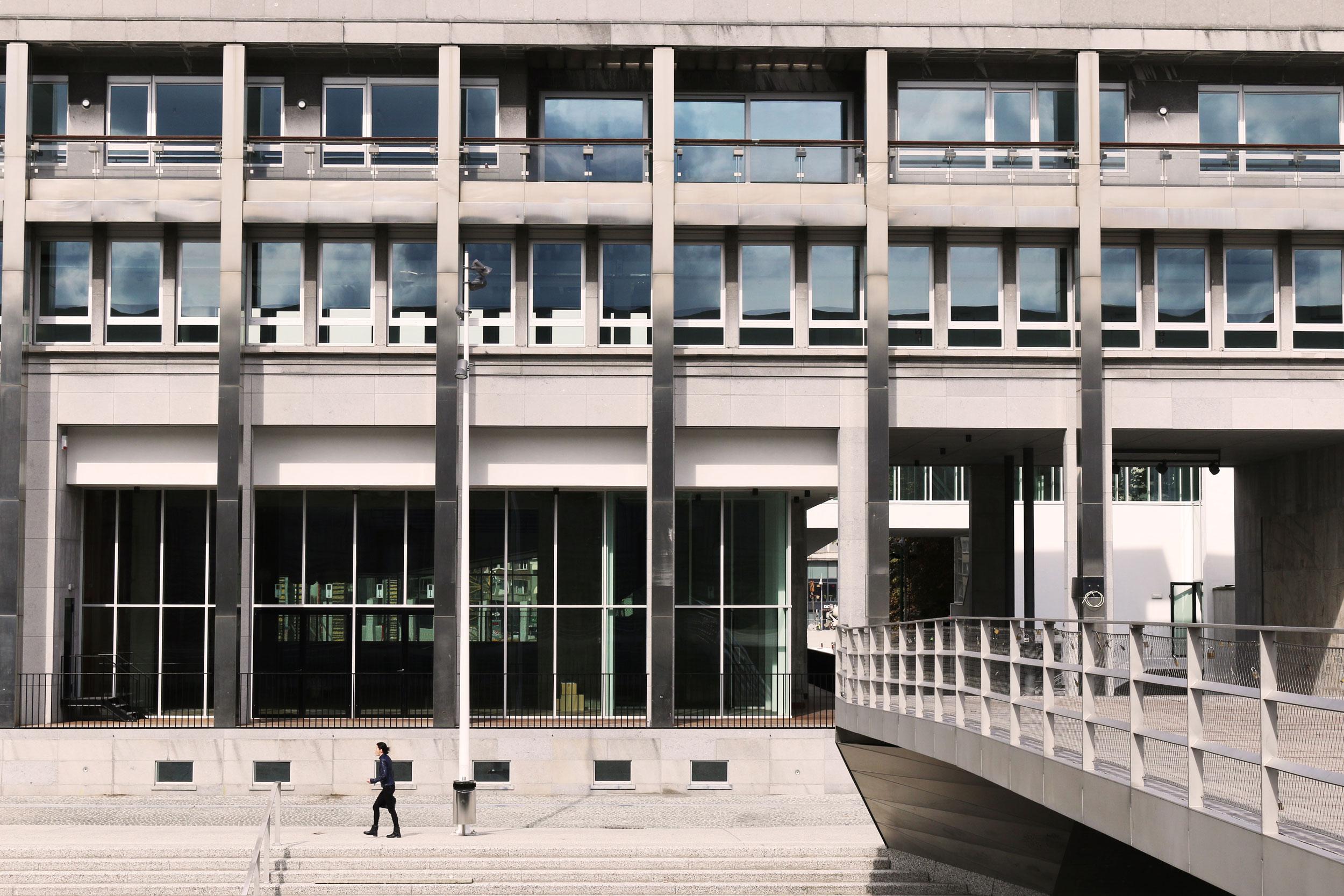 Comment uniwan a connect le quai10 aux technologies du futur for Exterieur quai le bouillon