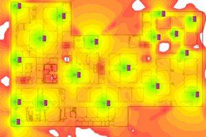 Nous analysons la qualité de votre réseau wifi.
