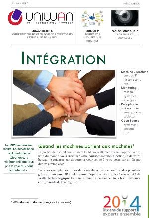 Présentation activité intégration - uniwan.be